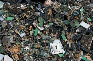 No-landfill circuit board recycling services