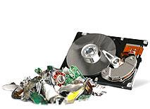 hard drive shredding in Northern VA