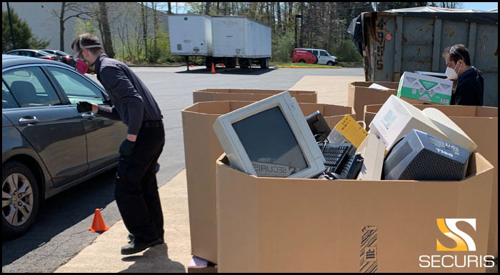 electronics recycling events