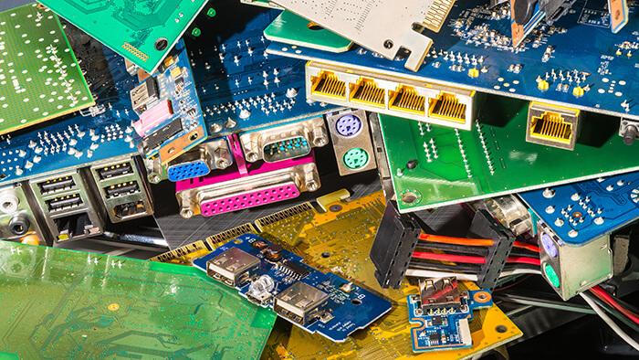 The Circular Economy of E-Waste