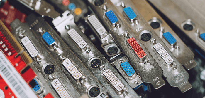 Data Storage Devices for recycling